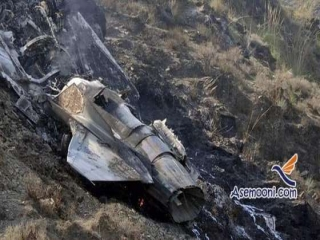 سقوط جنگنده آموزشی ارتش