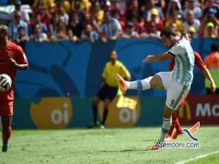 آرژانتین 1 بلژیک 0– گزارش بازی جام جهانی