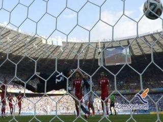 آرژانتین 1 ایران 0– گزارش بازی جام جهانی