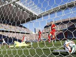 آرژانتین 1 سوییس 0– گزارش بازی جام جهانی
