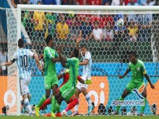 آرژانتین 3 نیجریه 2– گزارش بازی جام جهانی