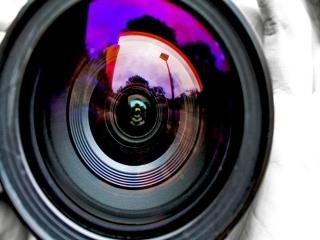 لنز دوربین چیست و انواع لنز دوربین
