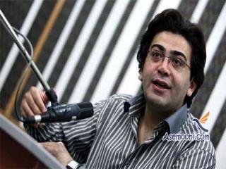 فرزاد حسنی مقابل دوربین سال های ابری
