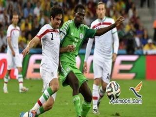 ایران 0 نیجریه 0 – گزارش بازی جام جهانی