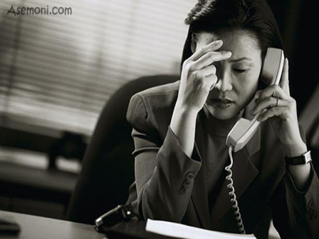 علل استرس شغلی و راهکارهای کاهش آن