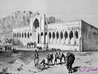 کاروانسرای زین الدین یزد