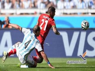 شکایت از داور بازی ایران و آرژانتین به فیفا