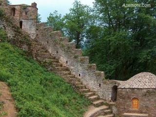 قلعه رودخان، شهر فومن گیلان