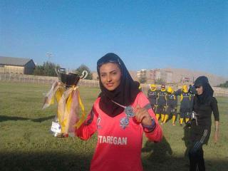 سارا عبدالملکی، ملی پوش راگبی بانوان ایران