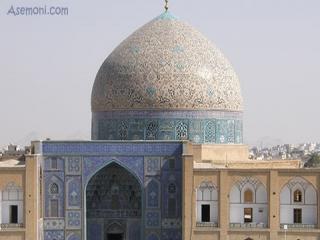 آشنایی با مسجد شیخ لطفالله - اصفهان