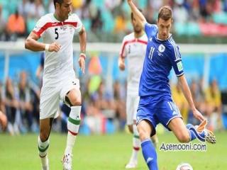 بوسنی 3 ایران 1– گزارش بازی جام جهانی