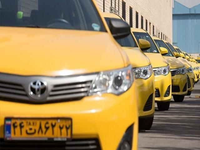 شرکت های تاکسیرانی خصوصی تحت پوشش سازمان مدیریت و نظارت بر تاکسیرانی شهر تهران