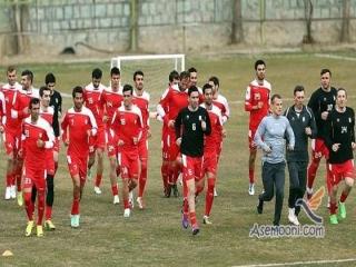 بازیکنان دعوت شده به اردوی تیم ملی در اتریش
