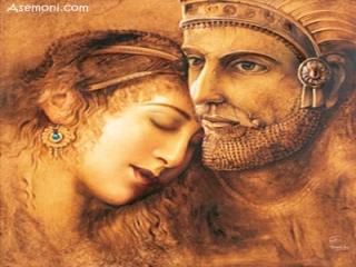 دختران ايران باستان چگونه همسر خود را انتخاب می کردند؟