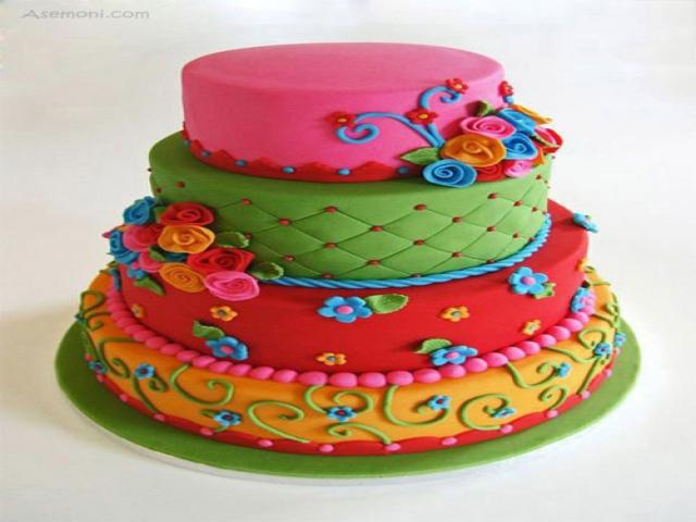 کیک های زیبا