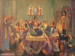 آداب و رسوم در ايران باستان