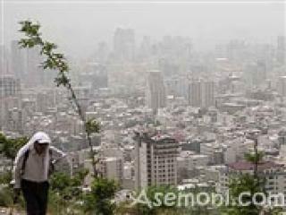 هشدار محیط زیست استان تهران