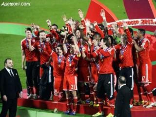بایرن مونیخ قهرمان جام باشگاه های 2013 جهان شد