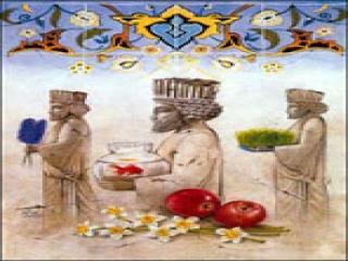 فرهنگ واژگان نوروز