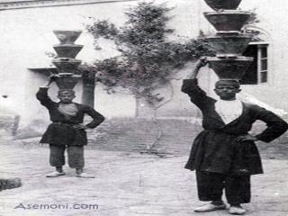 تفریحات تهرانی ها در 100 سال پیش چه بود؟!
