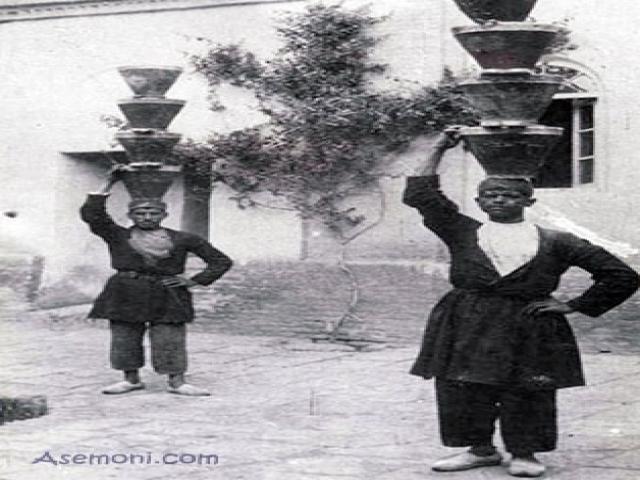 تفریحات تهرانی ها در 100 سال پیش چه بود ؟!