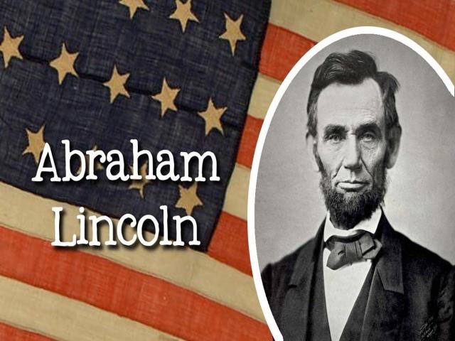 زندگینامه آبراهام لینکلن، مرد بزرگ آمریکا