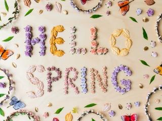 سلام بهار زیبا