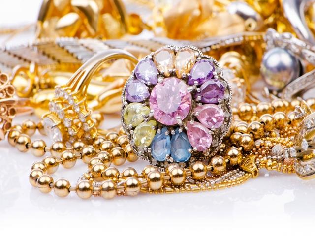 طلا و جواهر ، سرمایه های نقد