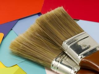 آستر، رویه و ابزار انواع رنگ