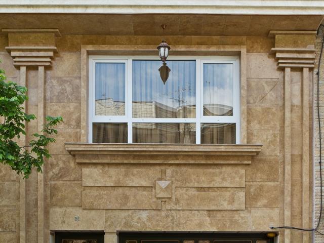 سنگ کاری ساختمان