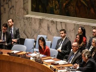 در نشست شورای امنیت سازمان ملل چه گذشت؟