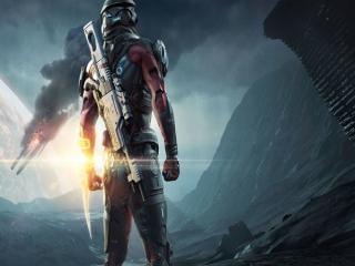 نسخه جدید بازی Mass Effect بزودی معرفی نمی شود