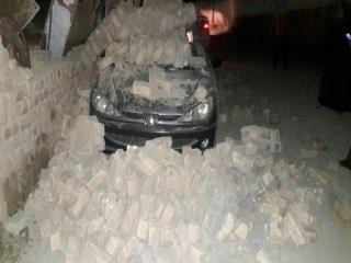 زلزله 5.7 ریشتری بجنورد و مشهد را لرزاند/مردم همچنان در خیابانها هستند/ سه نفر کشته و 225 مصدوم