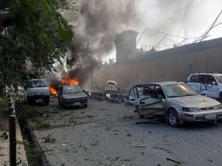 67 کشته و 325 زخمی در انفجار کابل