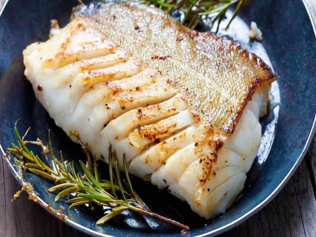 روش پخت ماهی سفید