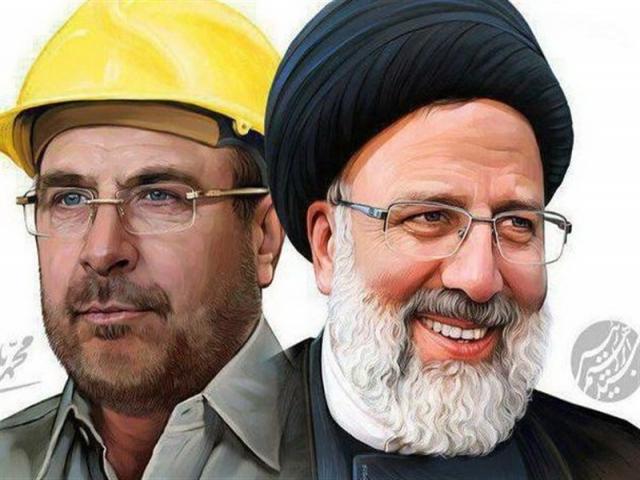 """ستادهای قالیباف و رئیسی ادغام شدند/ تشکیل ستاد """"کرامت و کارآمدی"""""""
