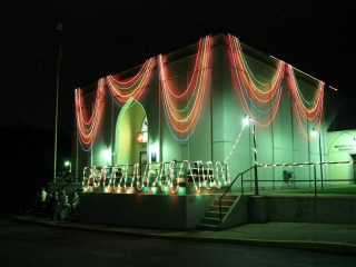 مرکز اسلامی امام مهدی(عج) در تورنتو کانادا
