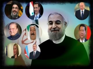 پیام تبریک مقامات کشورها به انتخاب مجدد روحانی