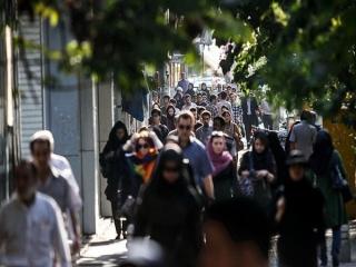 جمعیت شهر تهران 1397