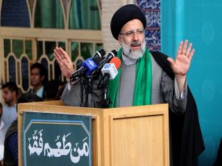 حاشیه های سفر رئیسی به شیراز
