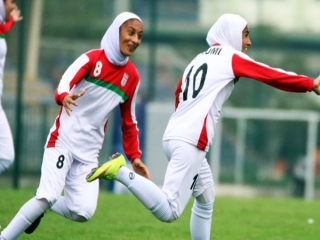 فوتبال زنان، از ایران تا جهان