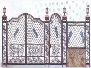 ساخت انواع نرده و حفاظ (از چوبی تا استیل و آهن)