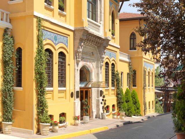 هتل های معروف استانبول