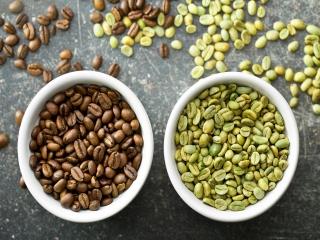 قهوه سبز (لاغری سریع) جایگزین رژیم های غذایی و تناسب اندام