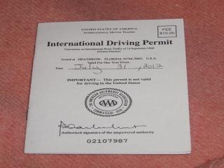صدور گواهینامه رانندگی بین المللی + مدارک و مراکز