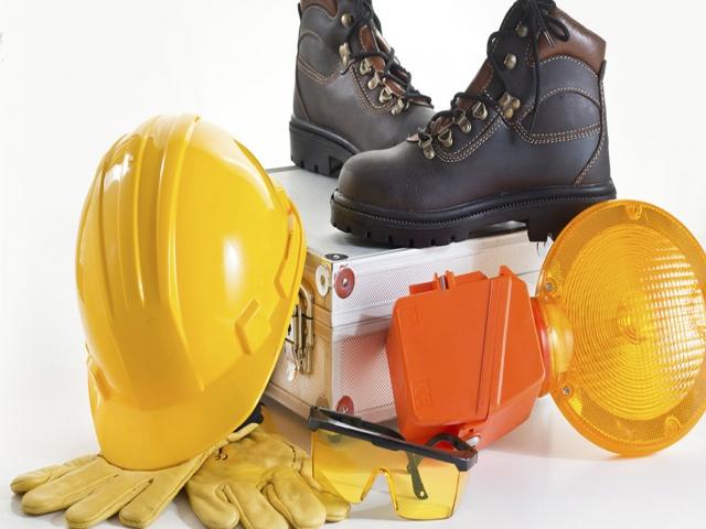 لیست تجهیزات ایمنی و وسایل حفاظت فردی