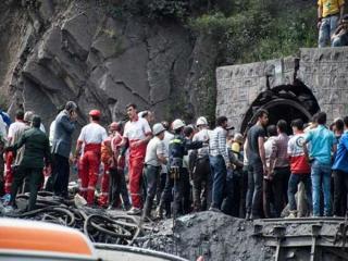 پیکر 20 نفر از قربانیان حادثه معدن آزادشهر شناسایی شد