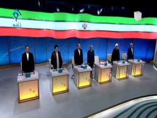 مشروح دومین مناظره نامزدهای انتخابات ریاست جمهوری 96 در رسانه ملی