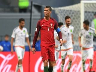 رونالدو بهترین بازیکن دیدار پرتغال و مکزیک شد