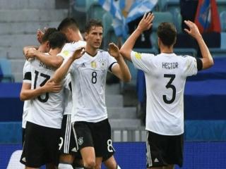 آلمان به سختی برابر استرالیا پیروز شد